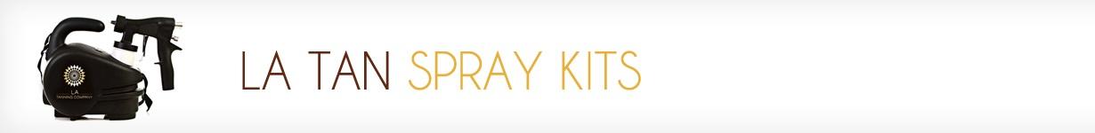 LA Tan Kits